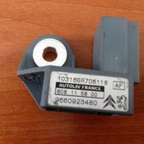 airbag sensor 9660923480  peugeot 308
