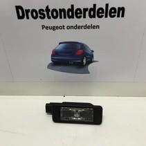 Kennzeichenbeleuchtung 9682403680 Peugeot 308 (6340G3)