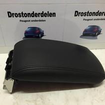 Armrest 98146729ZD black leather Peugeot 308 T9