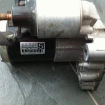 STARTMOTOR 9663528880PEUGEOT 308 HDI DIESEL CL5 (5802Z8)