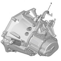 versnellingsbak 20DP55 peugeot 308 1.4 8FS  (223138)
