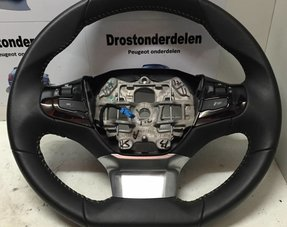 Steering Wheel + accessories