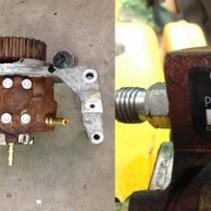 brandstof pomp diesel 9683703780 peugeot 308 9HZ