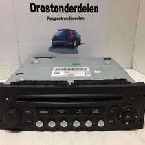 Radio cd speler 98053736xt peugeot 3008