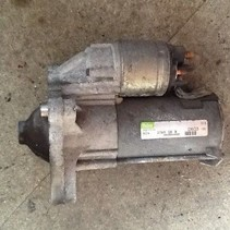 startmotor  peugeot  307 1.6  16v  9618725080  valeo