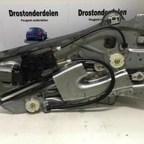 window mechanism right rear 9651535980 peugeot 307 cc