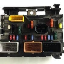 BSM L11  zekeringskast  9661708280 peugeot 307 (6500CK)