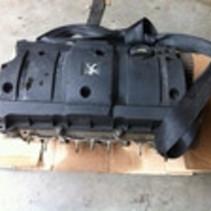 cilinderkop  peugeot 206 of 307  nfu motor 1.6 16v (TU5JP4)
