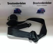 Seatbelt Left-Rear 96498076XX Peugeot 207 (8975J9)