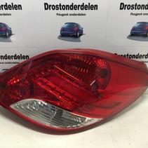 taillight right led 9686567180 peugeot 207cc (6351HR)