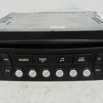 Radio cd player peugeot 207 96662669XT