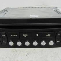 Radio cd speler  peugeot 207 96662669XT