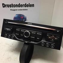 radio navi RNEG 96661984XT peugeot 207  (6579CJ)