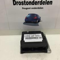 airbag module 9666343480/0285010525 PEUGEOT 207