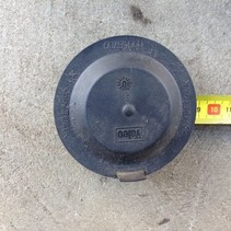 koplamp afdekdop  voorkoplamp   klein  dop  peugeot 207