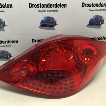 TAIL LIGHT RIGHT 9649986580 PEUGEOT 207 (6351Y7)
