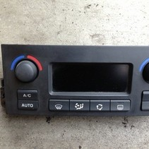 air conditioning display 96497866xt peugeot 207
