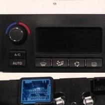 airco display 96856538xt  peugeot 207(6452R4)