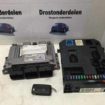 computer set peugeot 207  1.6 HDi 92 (DV6DTED) 9HP