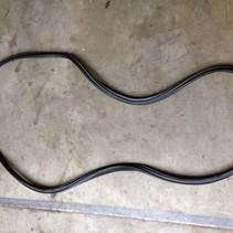 achterklep rubber 3/4 deurs  peugeot 207   (8707E5)