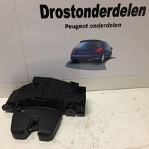 Rear lock peugeot RCZ 9671153480