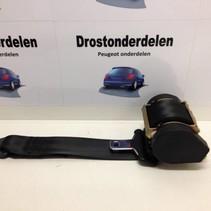 Veiligheidsgordels links-achter peugeot 206 cc cabr (8974HV)