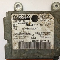 airbag module  peugeot 206  9644903380 6545GV