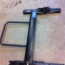 seat rails right 3 door peugeot 206, 8916R5,, 8916R1,