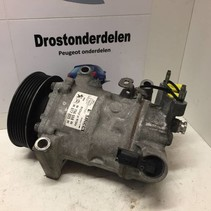 Air conditioning pump 9675655880 9807722580 Peugeot 2008