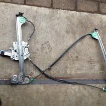 Window mechanism front right peugeot 206cc convertible (9222Y2)