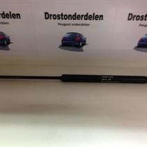 Gasdrukveer achterklep 9637115080 Peugeot 206cc  cabriolet  (8731F2)