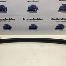 right middle roof rubber peugeot 206 cc (842819)