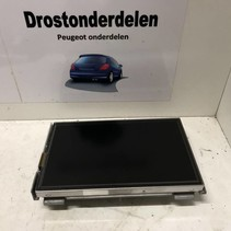 DISPLAY TOUCHSCREEN NAVI 9812046980 / VDO PEUGEOT 2008