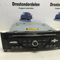 radio head unit RNEG 96778688XN  peugeot 308