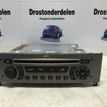 Radio CD Speler MP3  96650206XH peugeot 308