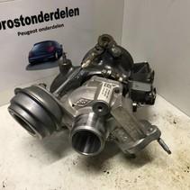 Turbo honeywell 9812723880 PEUGEOT 2008 1.2 turbo