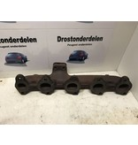 Exhaust manifold piece 1.6 hdi DV6TED4 (0341J2) peugeot 207