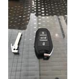 NEW keyless go key peugeot key with chip