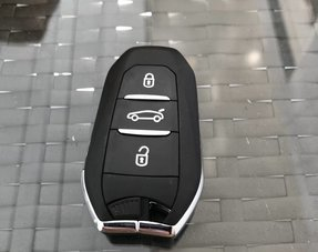 peugeot sleutels