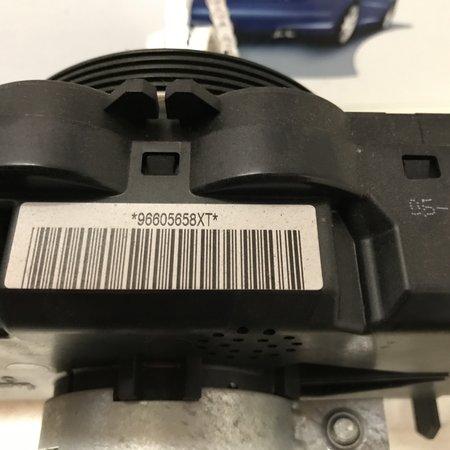 Combischakelaar 96605658xt  peugeot 206 cc  met esp  (6242H6)