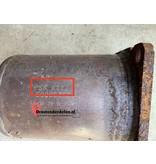 Catalytic converter PSA K477 - B 1.4 8V KFT Peugeot 207
