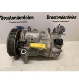 Air conditioning pump 9678656080 peugeot 207 model number 1367 sanden SD6C12