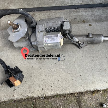 Steering box Energized 9682964580 Peugeot 207 KOYO 6900001278