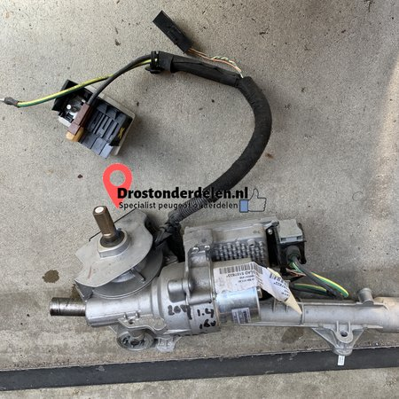 Steering box Power assisted 9688497580 peugeot 207 KOYO 6900001835