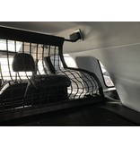 Honde  rek  in de koffer  peugeot 2008