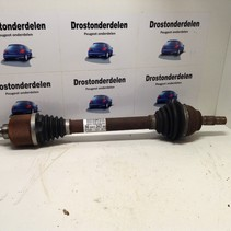 DRIVE SHAFT LEFT 9684134780 PEUGEOT 2008 1.6