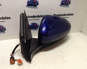 Wing mirrors left