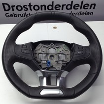 Steering wheel 98084115ZD peugeot 208 GT Line red stitching