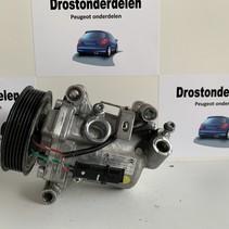 Air conditioning pump 9810349980 peugeot 208