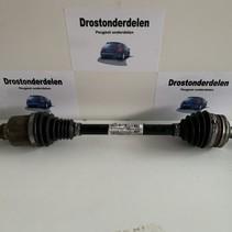 Front drive shaft, left automatic 9811934080 PEUGEOT 3008 P84